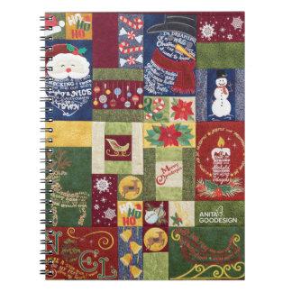 Cuaderno de las obras clásicas del navidad