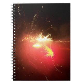 Cuaderno de los fuegos artificiales