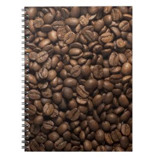 Cuaderno de los granos de café
