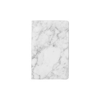 Cuadernos y libretas blanco y negro for Marmol negro y blanco