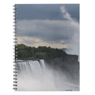 Cuaderno de Niagara Falls