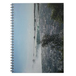 Cuaderno de Niagara Falls, Canadá