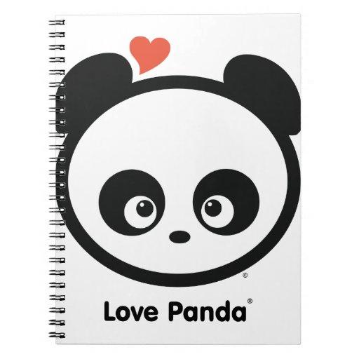 Cuaderno de Panda® del amor