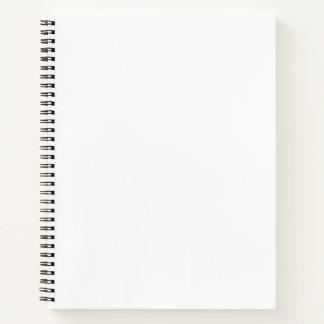 Cuaderno de papel