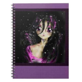 Cuaderno de princesa Angel Manga Girl Magic del