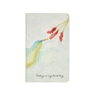 Cuaderno De Viaje Colibrí