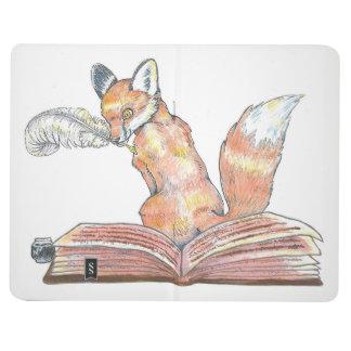Cuaderno De Viaje Escribano del Fox