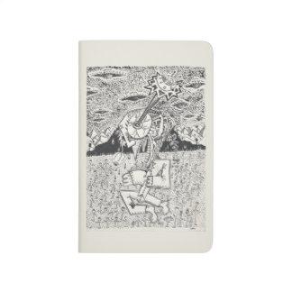 Cuaderno De Viaje Invasión extranjera, o, el sembrador, por Brian