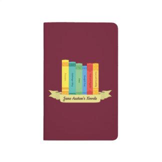Cuaderno De Viaje Las novelas de Jane Austen III