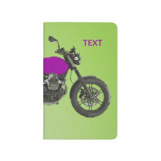 Cuaderno De Viaje Motocicleta
