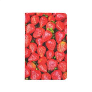 Cuaderno De Viaje ¡Muchas fresas!