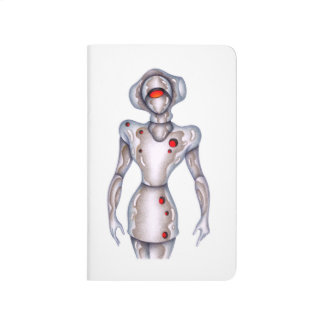 Cuaderno De Viaje Robot I