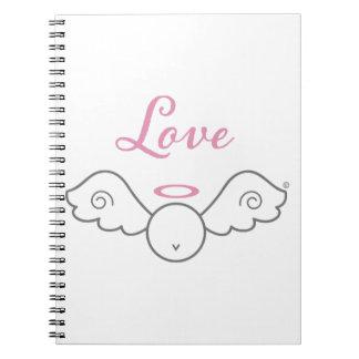 Cuaderno del ángel del amor