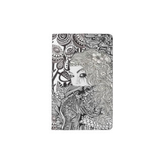 Cuaderno del chica de China