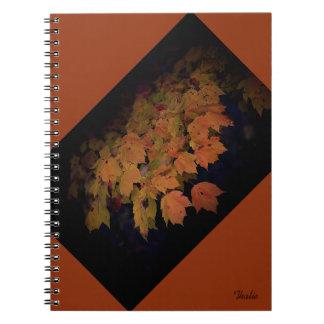 Cuaderno del estilo de Thalie