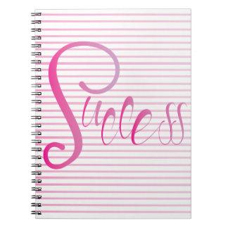 Cuaderno del éxito