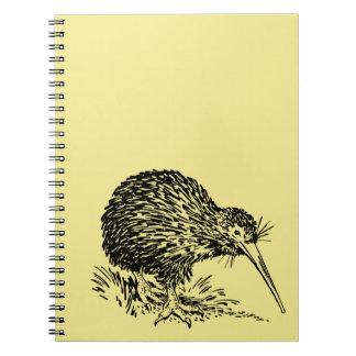 Cuaderno del kiwi