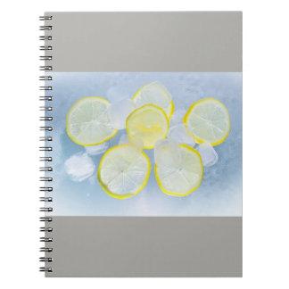 Cuaderno del limón