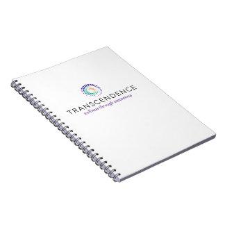 Cuaderno del logotipo de TWC