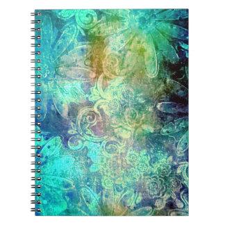 Cuaderno del misterio del jade