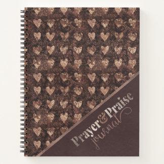 """Cuaderno del """"purpurina y de la tolerancia"""""""
