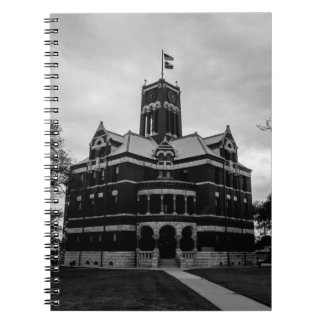 Cuaderno del tribunal del condado de Lee (Tejas)