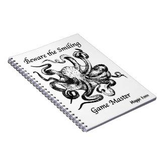 Cuaderno del videojugador del RPG