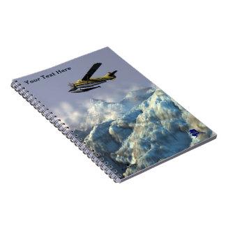 Cuaderno Delante de la tormenta