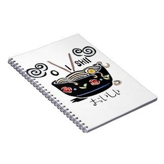 Cuaderno delicioso de los tallarines