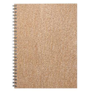Cuaderno detalles de la pared de piedra