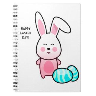 Cuaderno Día feliz de Pascua