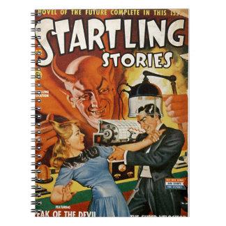 Cuaderno Diablo científico