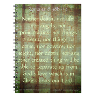 Cuaderno Diario del amor de dios