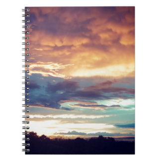 Cuaderno Dicha de la tarde