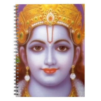 Cuaderno dios del rama