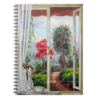 cuaderno diseñado
