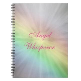 Cuaderno Diseño del Whisperer del ángel