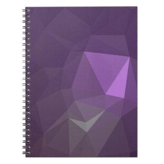 Cuaderno Diseños abstractos y modernos de Geo - tolerancia