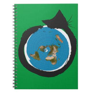 Cuaderno Diseños planos de la tierra - OBRA CLÁSICA del
