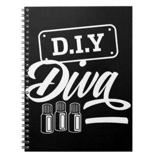 Cuaderno Diva de DIY