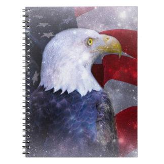 Cuaderno Eagle calvo