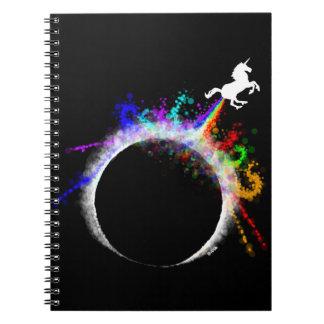 Cuaderno Eclipse totalmente mágico
