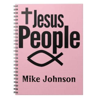 Cuaderno Editable de la gente de Jesús