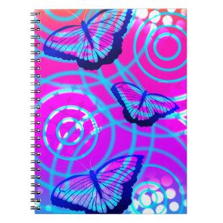 Cuaderno El alboroto de la mariposa