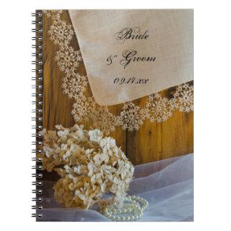 Cuaderno El casarse del cordón y de las flores del país