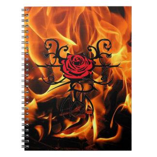 Cuaderno el color de rosa