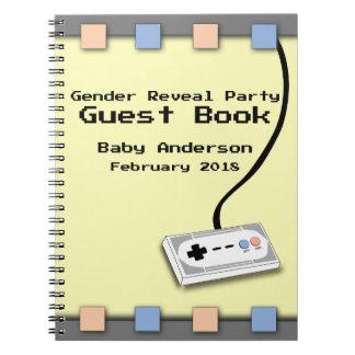 Cuaderno El género del videojugador revela el libro de