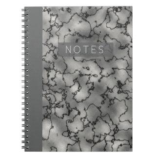Cuaderno El mármol dramático del Minimalist