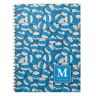 Cuaderno El modelo azul el | de la confusión de Sr. Bump el