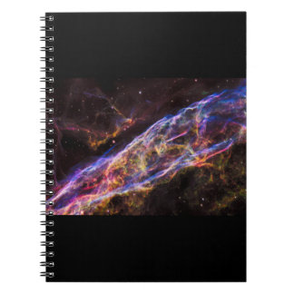 Cuaderno el remanente de la supernova de la